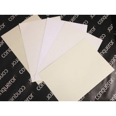 Conqueror Paper A4 size 100gsm Vellum(20 sheets)