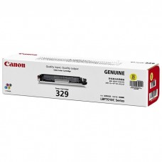 CANON TONER CARTRIDGE 329 (YELLOW)