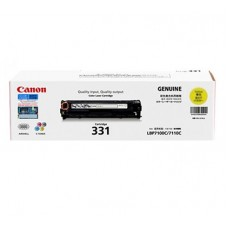 CANON TONER CARTRIDGE 331 YELLOW