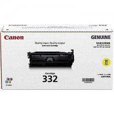 CANON TONER CARTRIDGE 332 YELLOW