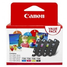 Canon CLI-726 Value Pack Ink Cartridge