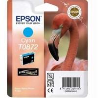 Epson T0872 Stylus photo Ink Cartridge - Cyan (EPS T087290)