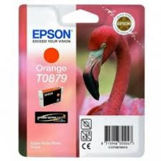 Epson T0879 Stylus photo Ink Cartridge - Orange (EPS T087990)