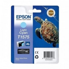 Epson T1575 Ink Cartridge - Light Cyan (EPS T157590)