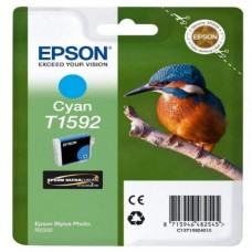 Epson T1592 Ink Cartridge - Cyan (EPS T159290)