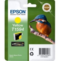 Epson T1594 Ink Cartridge - Yellow (EPS T159490)