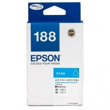 Epson 188 Cyan Ink Cartridge ((EPS T188290)