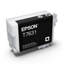 Epson T7631 Ink Cartridge - Photo Black (EPS T763100)