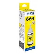 Epson L100 L200 L300 Yellow Ink Cartridge (T6644 - C13T664400)