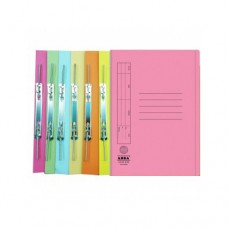 ABBA FLAT FILE 350(UP)SPRING FILE PINK