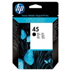 HP 45 Black Print Cartridge (Large)