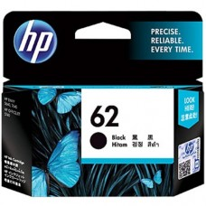 HP 62 Black Ink Cartridge - C2P04AA