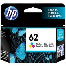HP 62 Tri-color Ink Cartridge - C2P06AA