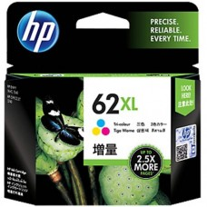 HP 62XL Tri-color Ink Cartridge - C2P07AA