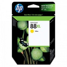 HP 88 Large Yellow Ink Cartridge - C9393A