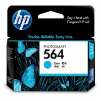 HP 564 Cyan Ink Cartridge - CB318WA