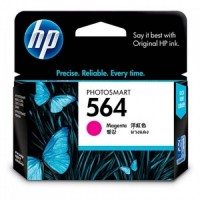 HP 564 Magenta Ink Cartridge - CB319WA