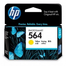 HP 564 Yellow Ink Cartridge - CB320WA
