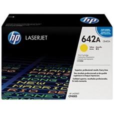 HP Color LaserJet CP4005 Yellow Cartridge -  CB402A