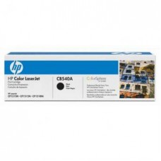 HP Color LaseJet CP1215/1515 Black Crtg -  CB540A