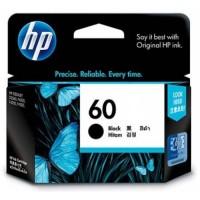 HP 60 Black Ink Cartridge - CC640WA