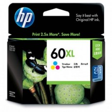 HP 60XL Tri-Color Ink Cartridge - CC644WA