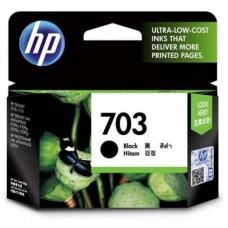 HP 703 Black Ink Cartridge - CD887AA