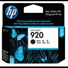 HP 920 Black Officejet Ink Cartridge - CD971AA