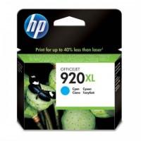 HP 920XL Cyan Officejet Ink Cartridges - CD972AA