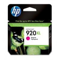 HP 920XL Magenta Officejet Ink Cartridge - CD973AA