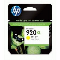 HP 920XL Yellow Officejet Ink Cartridge - CD974AA