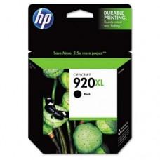 HP 920XL Black Officejet Ink Cartridge - CD975AA