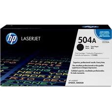 HP CP3525/CM3530 MFP Black 5K Print Crtg -  CE250A