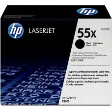 HP LaserJest P3015 12.5K Print Cartridge -  CE255X