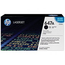 HP LaserJet CP4025/4525 8.5K Blk Crtg -  CE260A