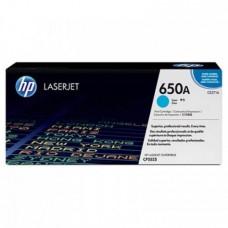 HP Color LaserJet CP5525 Cyan Cartridge -  CE271A