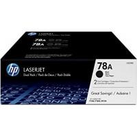 HP LaserJet CE278A Dual Pack Print Cartridge -  CE278AD
