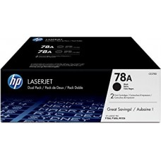 HP LaserJet CE278A Dual Pack Print Cartridge -  CE278AD