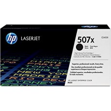 HP 507X Black LaserJet Toner Cartridge -  CE400X