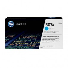 HP 507A Cyan LaserJet Toner Cartridge -  CE401A