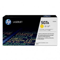 HP 507A Yellow LaserJet Toner Cartridge -  CE402A