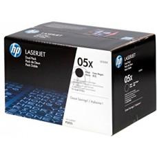 HP LaserJet CE505X Dual Pack Print Cartridges -  CE505XD
