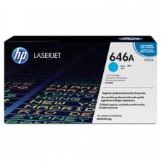 HP LaserJet CM4540 MFP Cyan Crtg -  CF031A