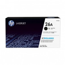HP 26A Black LaserJet Toner Cartridge (JetIntelligence) -  CF226A