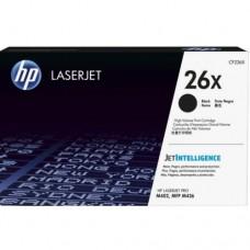 HP 26X Black LaserJet Toner Cartridge (JetIntelligence) -  CF226X