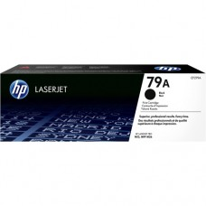 HP 79A Black Original LaserJet Toner Cartridge -  CF279A