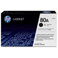 HP LaserJet Pro M401/ M425 2.7K Black Cartridge -  CF280A