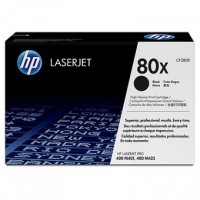 HP LaserJet Pro M401/ M425 6.9K Black Cartridge -  CF280X