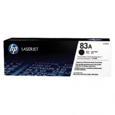HP LaserJet 83A Black Toner Cartridge -  CF283A