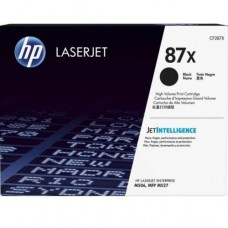 HP 87X Black LaserJet Toner Cartridge (JetIntelligence) -  CF287X